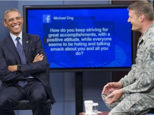 """Tin tức trong ngày - Rời nhiệm sở, TT Obama quyết nói """"không"""" với cà vạt và cạo râu"""