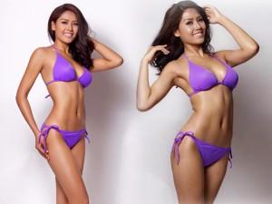 Nguyễn Thị Loan tung ảnh bikini, dập tin đồn bỏ thi