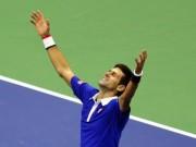 """Tennis - Phá kỉ lục tiền thưởng, Djokovic """"áp sát"""" Federer"""
