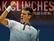 """Tennis - """"Ông hoàng"""" Djokovic: Vĩ đại qua những kỉ lục"""