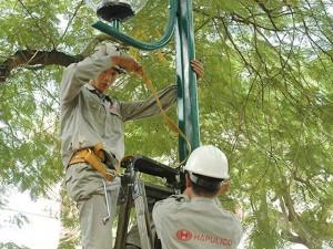 Tin tức trong ngày - HN: Cắt điện hàng loạt để chặt cây, bảo dưỡng đường dây