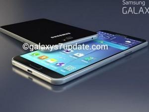 Điện thoại - Samsung Galaxy S7 lộ diện, có 2 tùy chọn màn hình