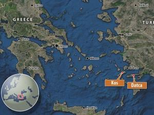 Thế giới - Lật thuyền ở Thổ Nhĩ Kỳ, ít nhất 22 người tị nạn thiệt mạng