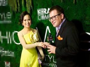 Ca nhạc - MTV - Em gái Cẩm Ly lại được giới truyền thông Mỹ săn đón