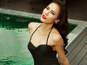 Người mẫu - Hoa hậu - Lệ Quyên liên tiếp tham gia 2 cuộc thi nhan sắc lớn