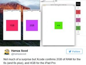 Công nghệ thông tin - Lập trình viên khẳng định iPhone 6S có RAM 2GB