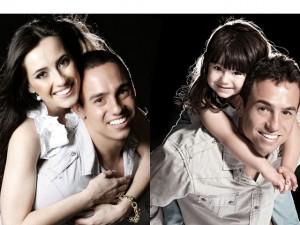 Bạn trẻ - Cuộc sống - Nhói lòng xem bộ ảnh cha và con gái tưởng nhớ mẹ