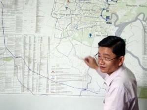 Tin tức trong ngày - TPHCM: Trung tâm chống ngập nói về trận lụt lịch sử