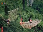 Du lịch - Thử sức với trò chơi mạo hiểm ở Phong Nha - Kẻ Bàng