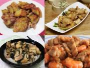 Ẩm thực - Hết veo nồi cơm với 5 món ngon từ thịt ba chỉ