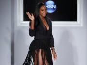 Thể thao - Quên US Open, Serena vui vẻ diễn thời trang bên bồ mới