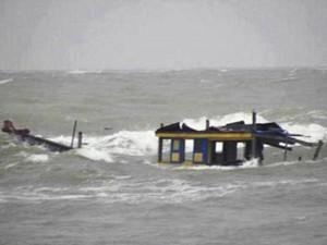 Tin tức trong ngày - Nổ bình gas trên tàu cá, 19 thuyền viên mất tích