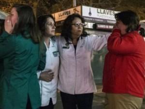 Tin tức trong ngày - Động đất 8,3 độ richter ở Chile gây cảnh báo sóng thần