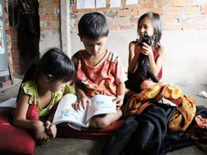"""Giáo dục - du học - Những đứa trẻ """"bỏ trốn"""" sau khai giảng"""