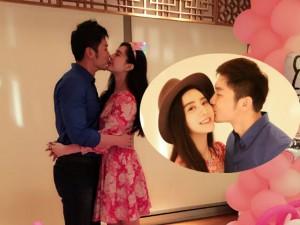 Phim - Phạm Băng Băng liên tục hôn bạn trai trong tiệc sinh nhật