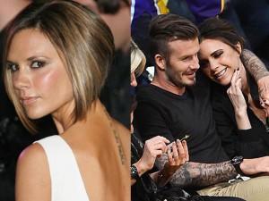 Thời trang - Victoria Beckham hổ thẹn vì những hình xăm về chồng
