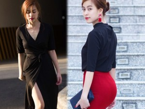 Váy - Đầm - Hoàng Thùy Linh chứng tỏ đẳng cấp fashionista