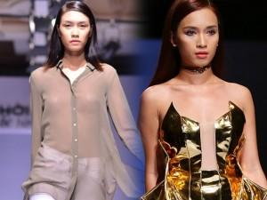 Thời trang - Ái Phương, Nguyễn Oanh gây chú ý với đồ diễn táo bạo