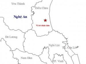 Tin tức Việt Nam - Nghệ An rung lắc vì động đất 3,6 độ richter