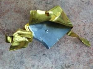 Cảnh giác - Ôsin đánh tráo lấy vàng giả lấy vàng thật của gia chủ