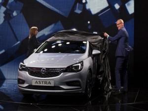 Xe xịn - Opel giới thiệu mẫu Opel Astra mới tại Frankfurt Motor Show
