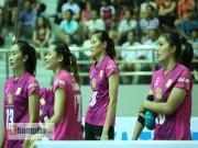 """Các môn thể thao khác - Duyên nợ của các """"chân dài"""" giải bóng chuyền nữ châu Á"""