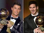 Bóng đá - Ronaldo và cuộc đua QBV 2015: Hãy đợi đấy, Messi!