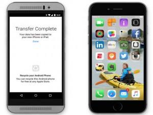 """Sản phẩm mới - Chuyển ứng dụng Android sang iPhone trong """"một nốt nhạc"""""""