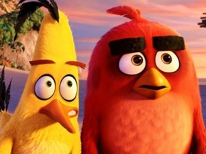 """Hậu trường phim - """"Angry Birds"""" hé lộ bộ ảnh đáng yêu về hội chim cáu kỉnh"""