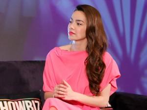 Ca nhạc - MTV - Hà Hồ lần đầu chia sẻ về scandal tình cảm