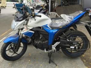 Ô tô - Xe máy - Suzuki Gixxer giá 26,2 triệu đồng đã về các đại lý