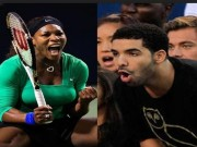 """Thể thao - Serena thua US Open vì người tình """"đen đủi"""""""