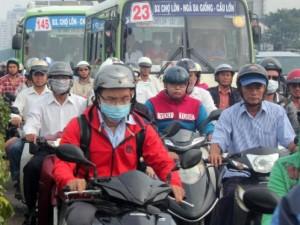"""Tin tức Việt Nam - Thực hư thông tin """"người cận thị bị cấm lái xe máy"""""""