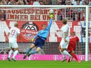 Bóng đá Đức - Cú sút cháy lưới Neuer trong top bàn thắng V4 Bundesliga