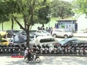 """An ninh Xã hội - Thâm nhập những bãi gửi xe có giá """"trên trời"""" ở Hà Nội"""