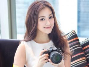 Ngắm mỹ nữ rạng ngời bên máy ảnh Nikon