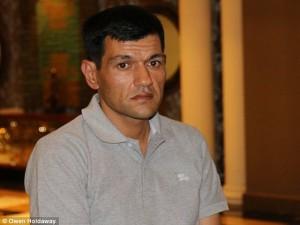Cha bé trai Syria chết đuối sẽ quay lại Thổ Nhĩ Kỳ