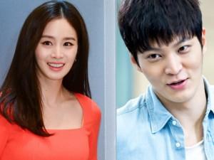 """Kim Tae Hee và """"người tình màn ảnh"""" đến Đà Nẵng"""