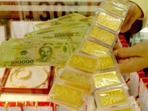 """Tin giá vàng - Vàng, VNĐ """"thở phào"""" sau quyết định của FED"""