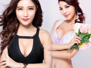 """Làm đẹp - Vẻ đẹp """"dao kéo"""" của Top 10 Hoa khôi vòng 1 Trung Quốc"""