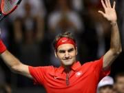 Võ thuật - Quyền Anh - Tin HOT 19/9: Federer thắng dễ ở Davis Cup
