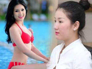 Thời trang - Hoa khôi Kiên Giang dừng thi Hoa hậu Hoàn vũ vì đổ bệnh