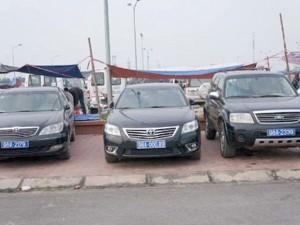 Tin tức trong ngày - Từ 21/9, xe công cho Bộ trưởng không được mua quá 1,1 tỷ đồng