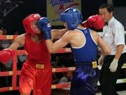 """Thể thao - Giải boxing Việt: Lừu Thị Duyên """"chưa đánh đã thắng"""""""