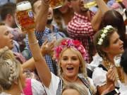 Tin tức trong ngày - Ngây ngất lễ hội bia Oktoberfest tại Đức