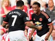Bóng đá - Fan MU khen hết lời Martial & De Gea, dè bỉu Rooney
