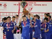 Bóng đá - Vô địch V-League, Công Vinh cảm ơn bà xã Thủy Tiên