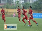 """Bóng đá - Vào VCK U16 châu Á, U16 Việt Nam sắp so tài """"hàng khủng"""""""