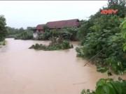 Video An ninh - Mưa lũ ở Bắc Trung Bộ làm 14 người chết và mất tích