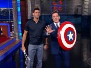 "Thể thao - Tennis 24/7: Djokovic hạ gục ""Captain America"""